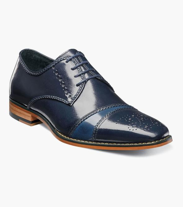 Talbot Cap Toe Lace Up