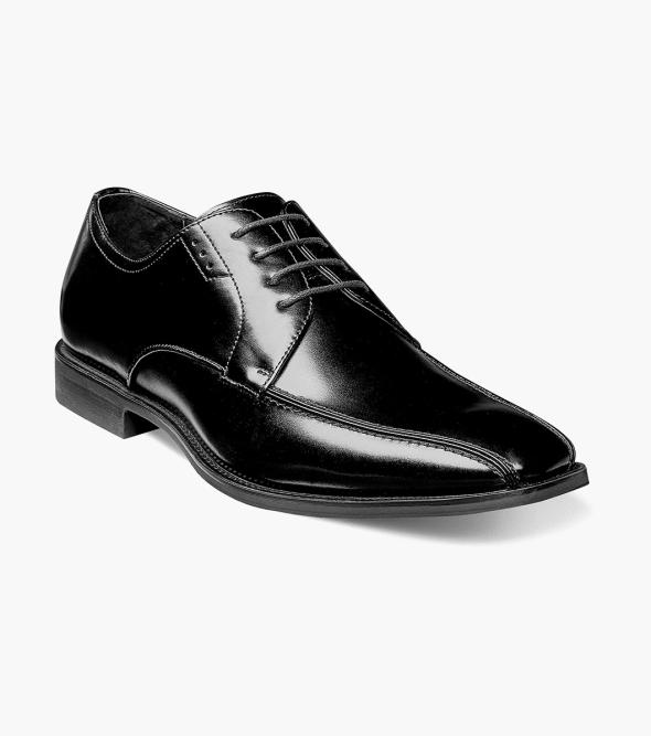 Logan Bike Toe Oxford