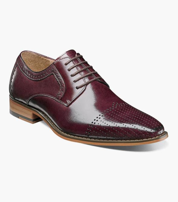 Sanborn Perf Cap Toe Oxford 129.90