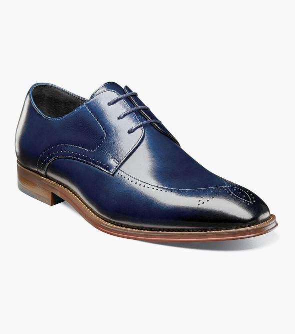 Ballard Plain Toe Oxford