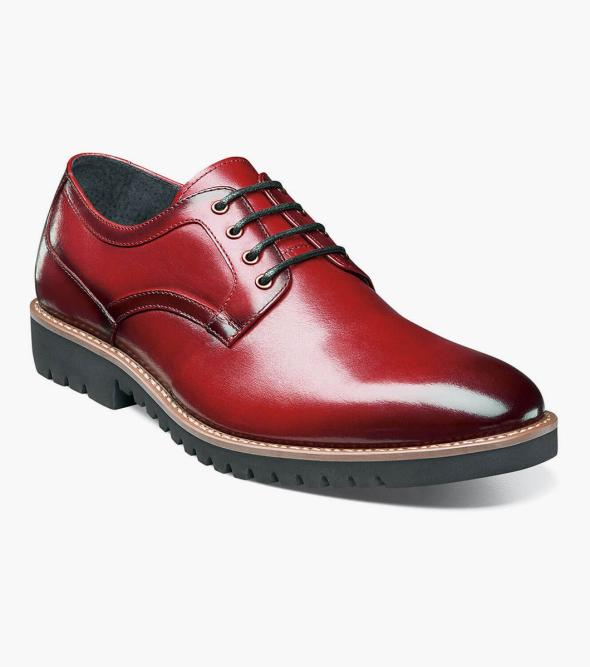 Barclay Plain Toe Oxford