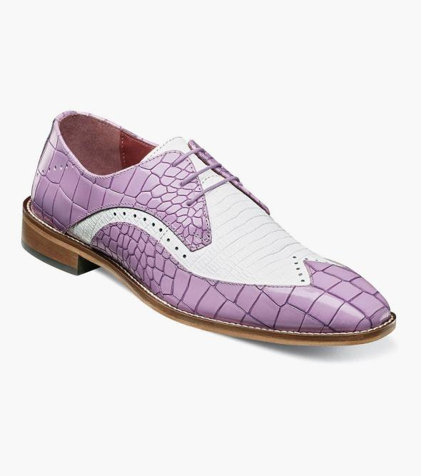 Trazino  Leather Sole Wingtip Oxford
