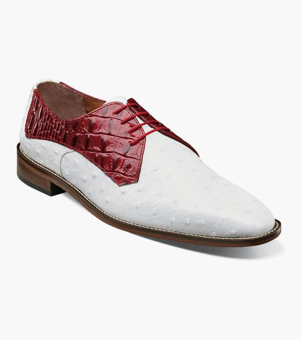 Russo Leather Sole Plain Toe Oxford