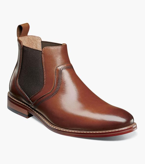 Altair Plain Toe Chelsea Boot