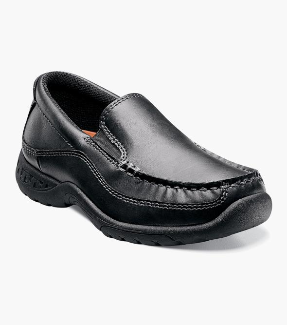 Boys Porter  Moc Toe Slip On