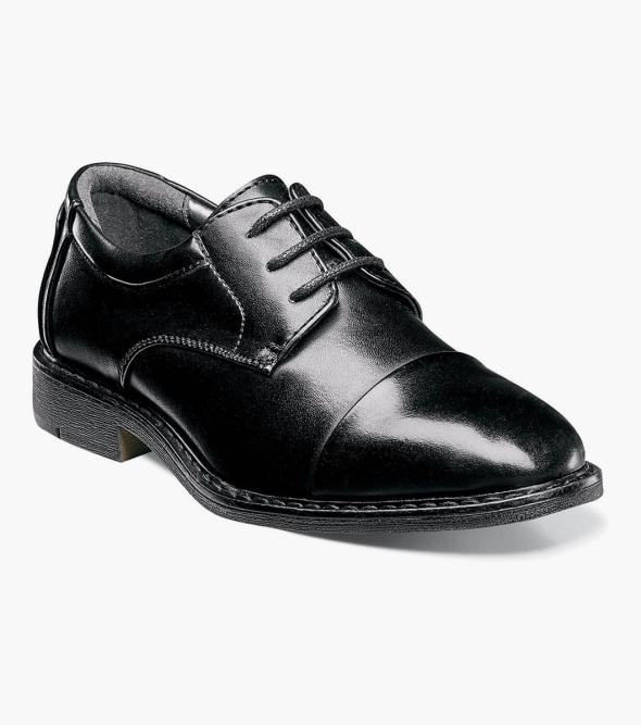 Boys Templeton Cap Toe Oxford
