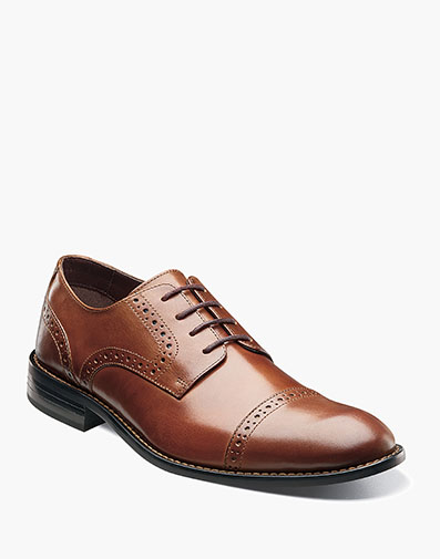 Prescott Cap Toe Lace Up in Tan for $69.99