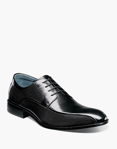 Julius Bike Toe Oxford in Black for $145.00